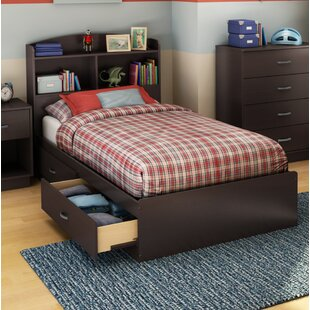 Twin Bed With Storage Drawers | Wayfair