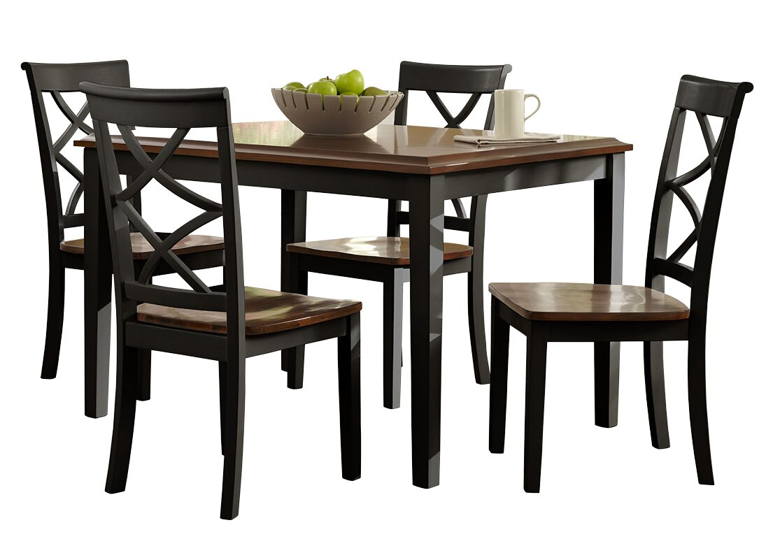 Gingerich 5 Piece Dining Set