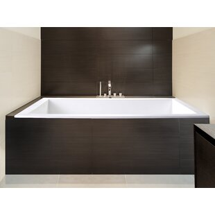 oversized tub shower combo. Sparta 60  X 32 Soaking Bathtub Tub Shower Combo Wayfair