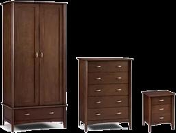 Bedroom Furniture Bedside Tables Wardrobes Wayfair Co Uk