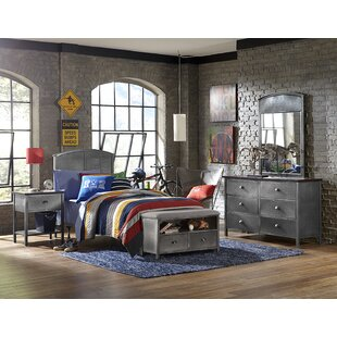 Albert Panel 5 Piece Bedroom Set