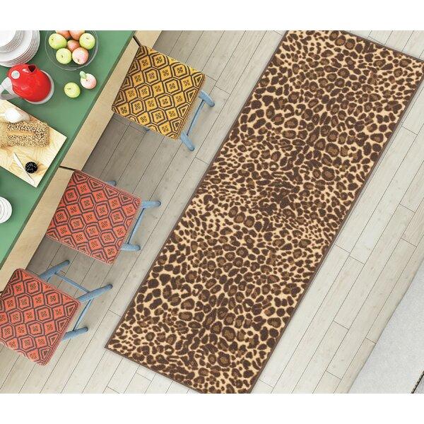 Superb Leopard Print Area Rug Part - 12: Well Woven Kings Court Gold Leopard Print Area Rug U0026 Reviews | Wayfair