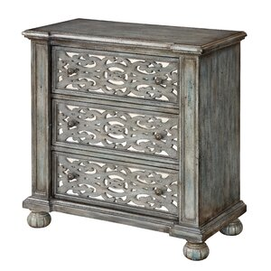 Marquette 3 Drawer Chest