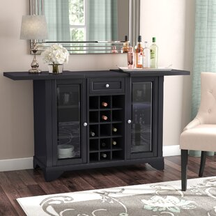 Flip Top Bar Cabinet | Wayfair