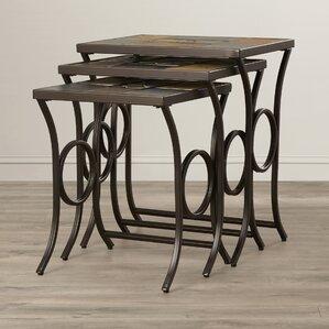 Zamudio 3 Piece Nesting Tables