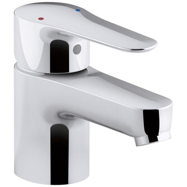 K-97282-4-CP Kohler July Single-Handle Commercial Bathroom Sink ...