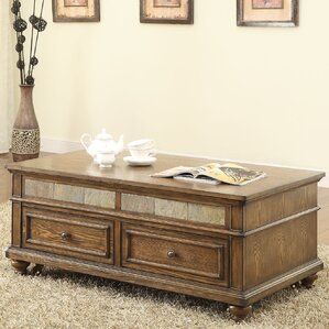 Eli Coffee Table with Lift Top by A&J Homes Studio