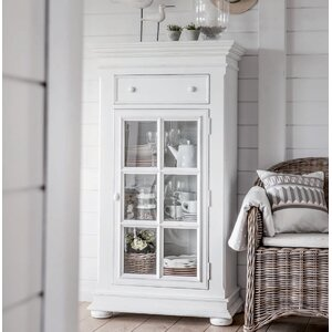 Vitrinenkommode Country Corner von All Home