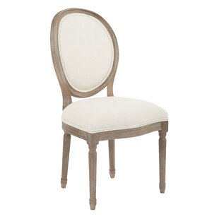 Lilian Oval Back Upholstered Dining Chair