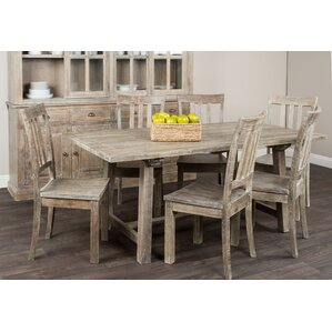 Gerald Dining Table by Loo..
