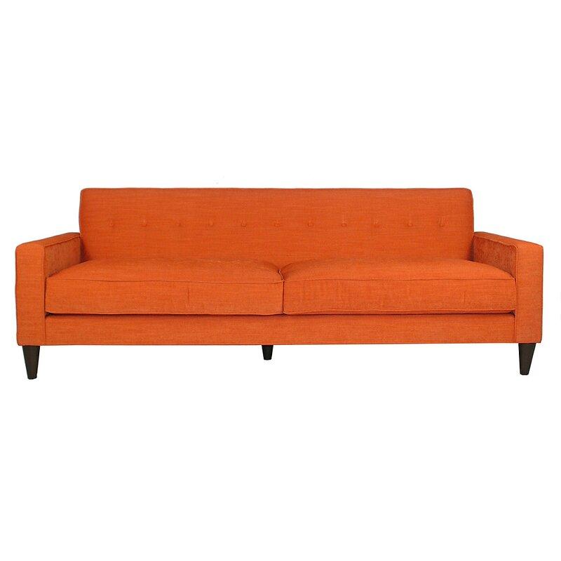 Sherbrooke Tufted Upholstered Sofa