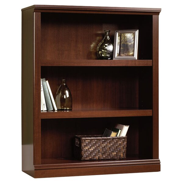 cherry bookcases you ll love wayfair rh wayfair com cherry bookshelf narrow cherry bookshelves with doors at wayfair
