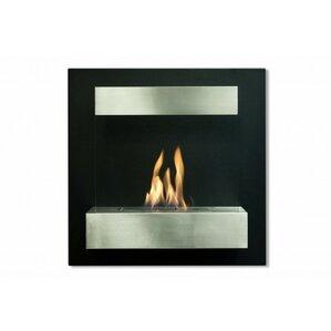 Melina Ventless Wall Mount Ethanol Fireplace..