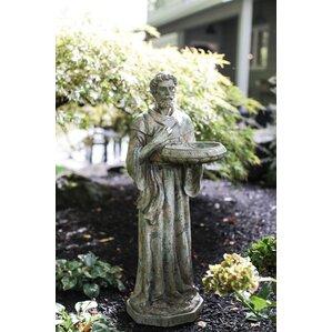 Secret Garden St. Francis Statue