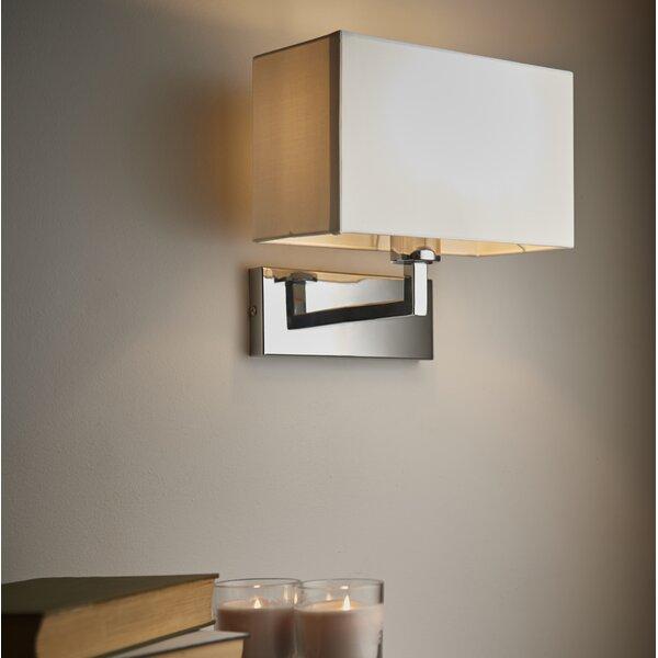 endon lighting 1 flammige wandleuchte mit arm piccolo. Black Bedroom Furniture Sets. Home Design Ideas