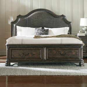Fontaines California King Upholstered Platform Bed by Gracie Oaks