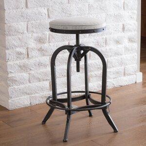 Gersa Swivel Adjustable Bar Stool
