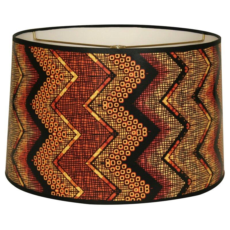 Royaldesigns chevron designer hard back 10 paper drum lamp shade chevron designer hard back 10 paper drum lamp shade aloadofball Choice Image