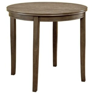 Benham Transitional Solid Wood Dining Table