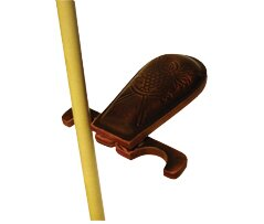 Cue Holders Leather Cue Holder - 2 Cue