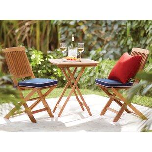 Bistro Set Garden Furniture Outdoor bistro sets youll love wayfair workwithnaturefo
