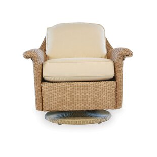 Oxford Swivel Glider Chair With Cushion