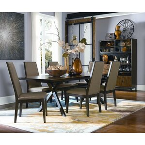 Carrion 7 Piece Dining Set by Mercury Row