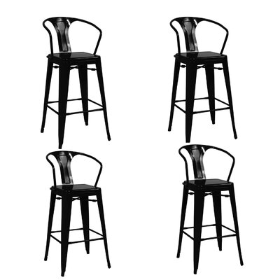300 Lbs To 400 Lbs Capacity Counter Height Bar Stools You