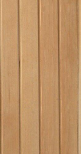 True Canadian Hemlock Contruction and 6MM Plus Interior and Exterior Planks
