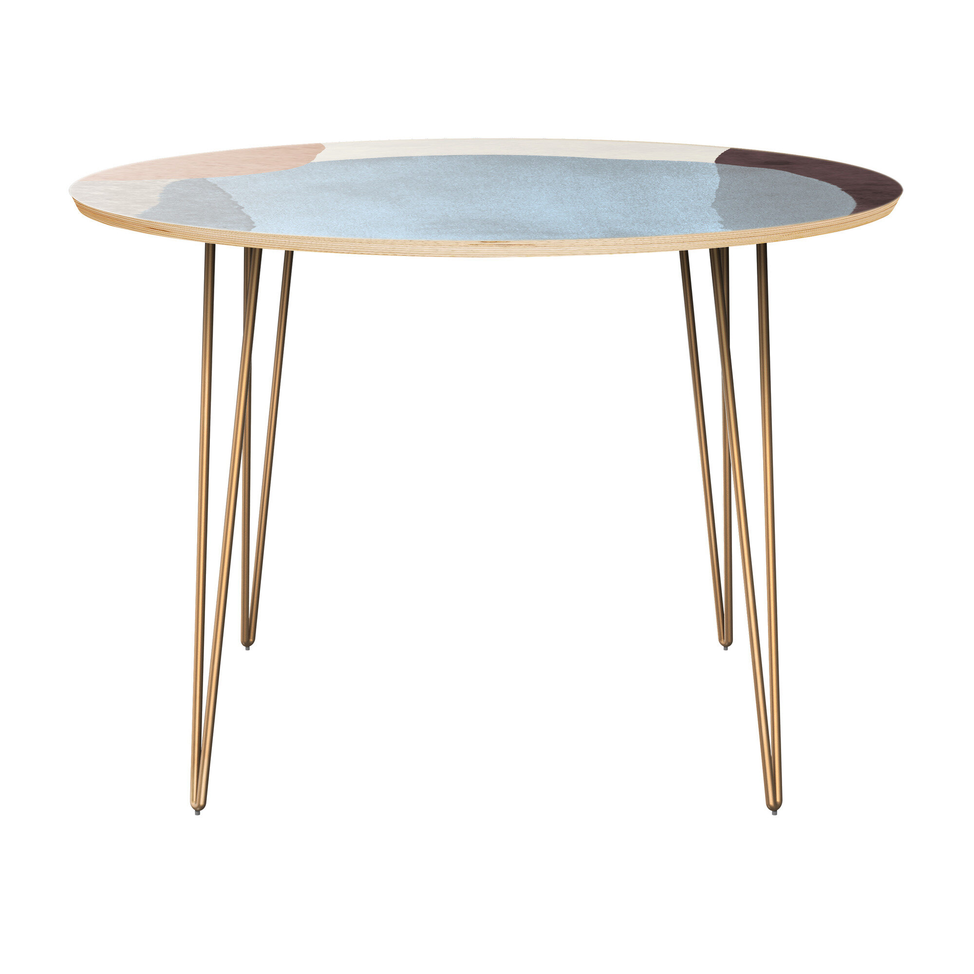 George Oliver Penland Dining Table | Wayfair