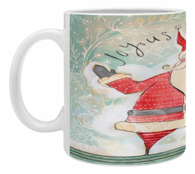 Donmoyer Joyous Holiday Wishes Coffee Mug