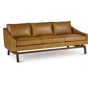 Dutch Leather Sofa by Passport Home