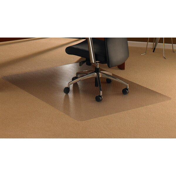 Genial FLOORTEX Cleartex High Pile Carpet Straight Edge Chair Mat U0026 Reviews |  Wayfair