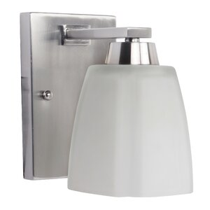 Wolfgang Contemporary 1-Light Vanity Light