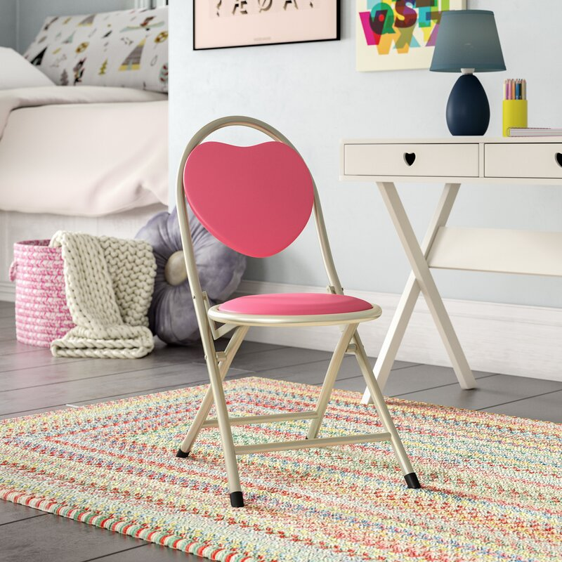 Super Metal Folding Kids Desk Chair Caraccident5 Cool Chair Designs And Ideas Caraccident5Info