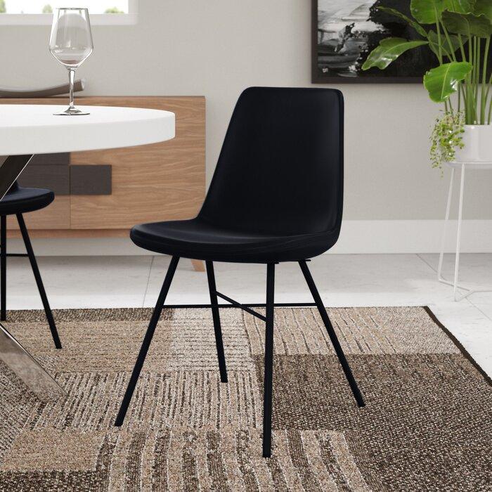 Awe Inspiring Fechteler X Upholstered Dining Chair Short Links Chair Design For Home Short Linksinfo