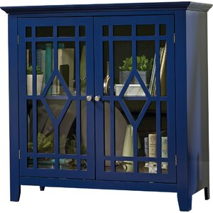 Blue Cabinets & Chests You'll Love | Wayfair