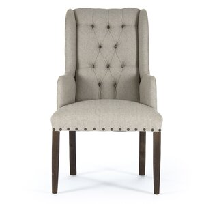 Wingback Chair by Zentique Inc.