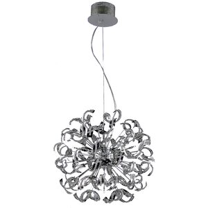 Thalassa 25-Light Sputnik Chandelier