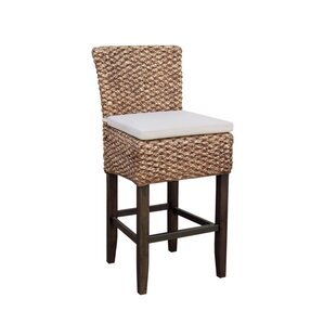 Tamayo Natural Seagrass Dining Chair (Set Of 2)