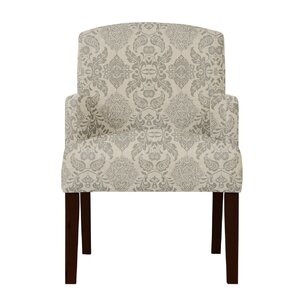 Keisha Cotton Arm Chair by Darby Home Co