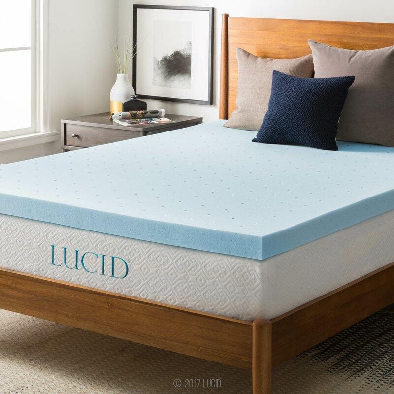 memory foam mattress box. Lucid 3\ Memory Foam Mattress Box ,