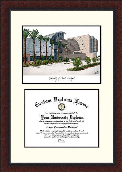 Campus Images Ncaa University Of Nevada Las Vegas Legacy Scholar