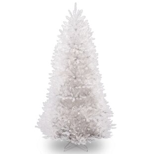 white fir artificial christmas tree