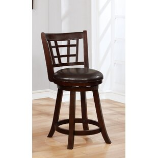 Yosemite Swivel Bar Stool (Set of 2)