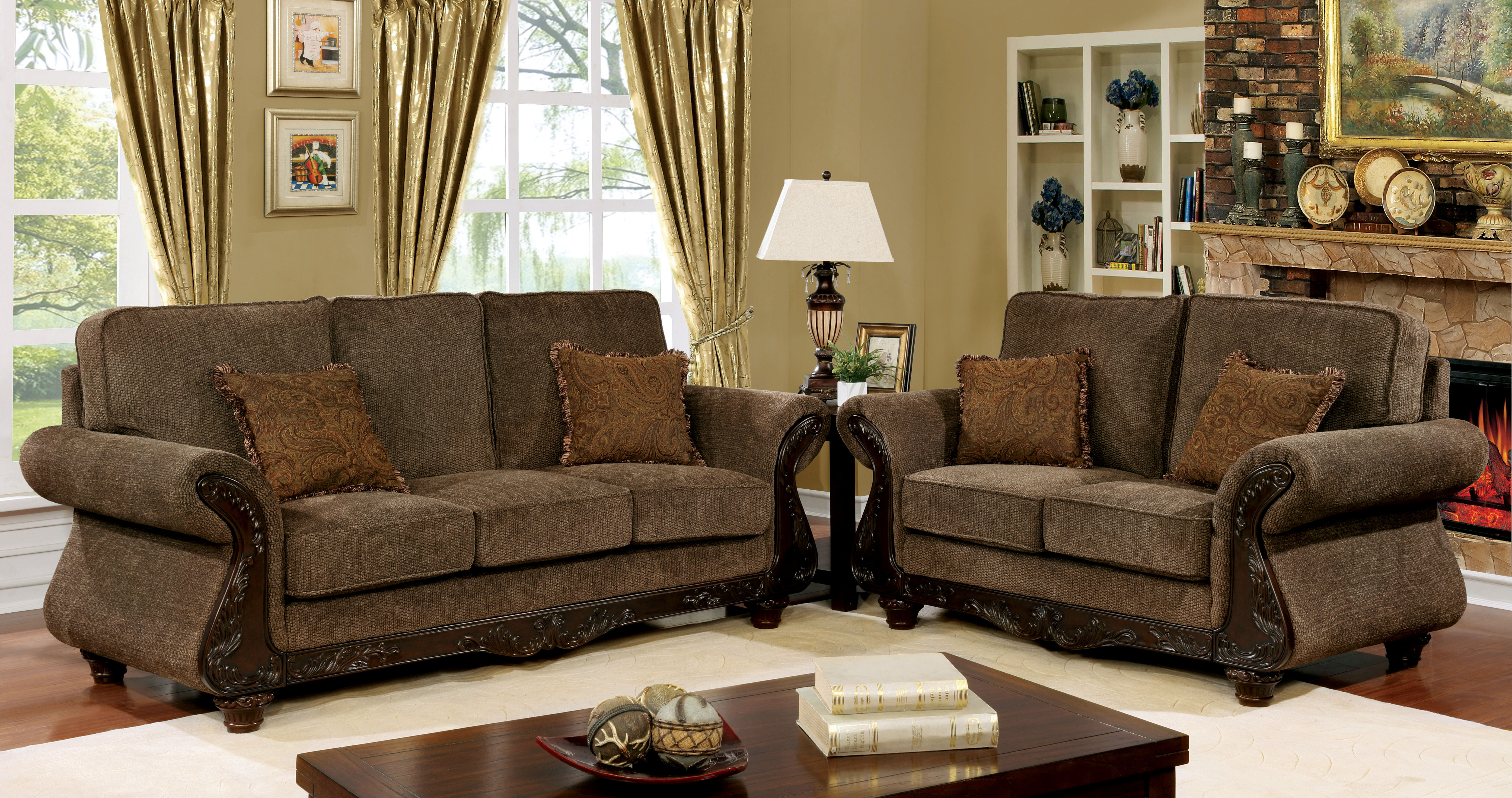 Astoria grand lebo transitional living room collection wayfair