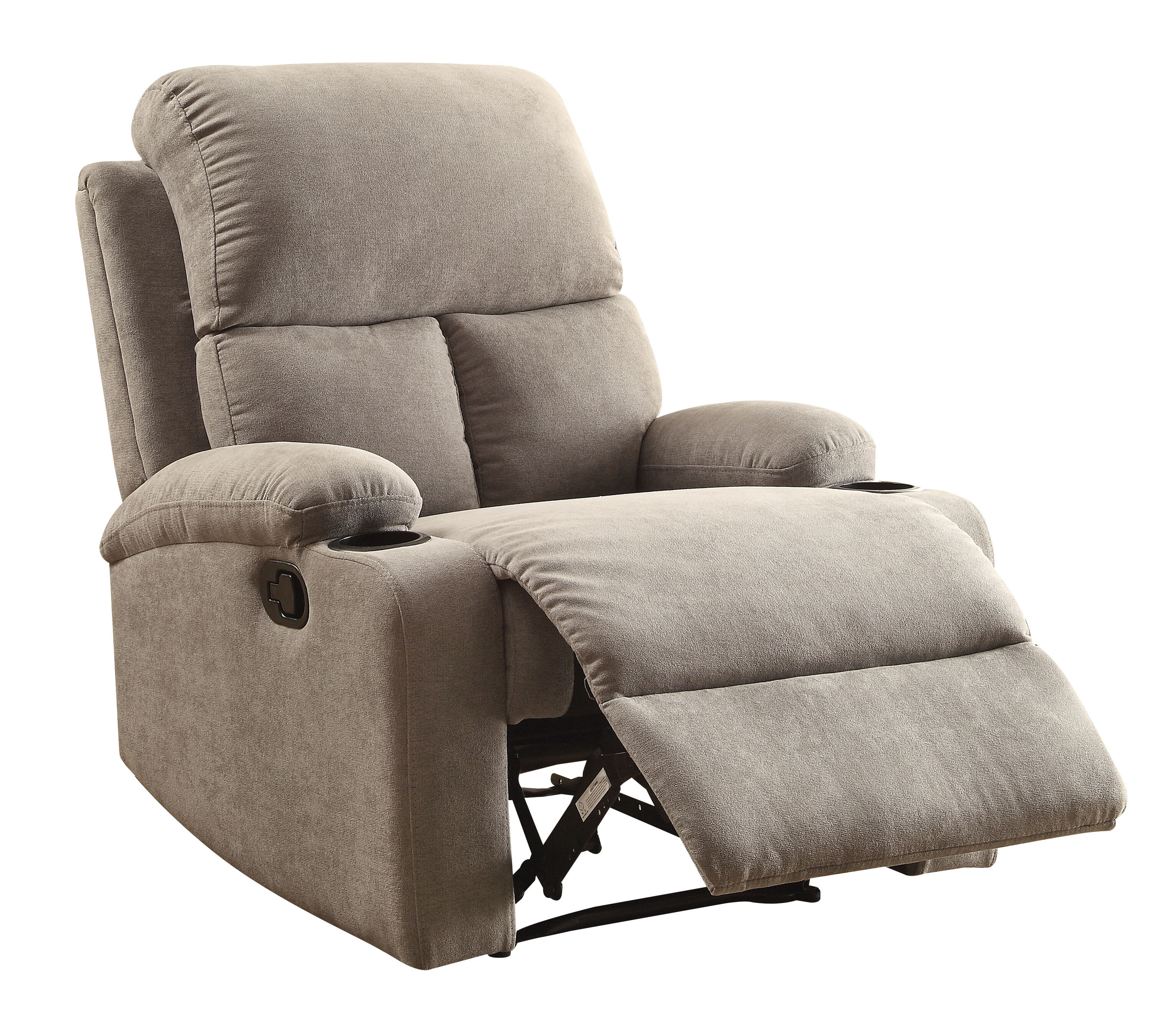 Winston Porter Rockmart Manual Recliner Reviews Wayfair