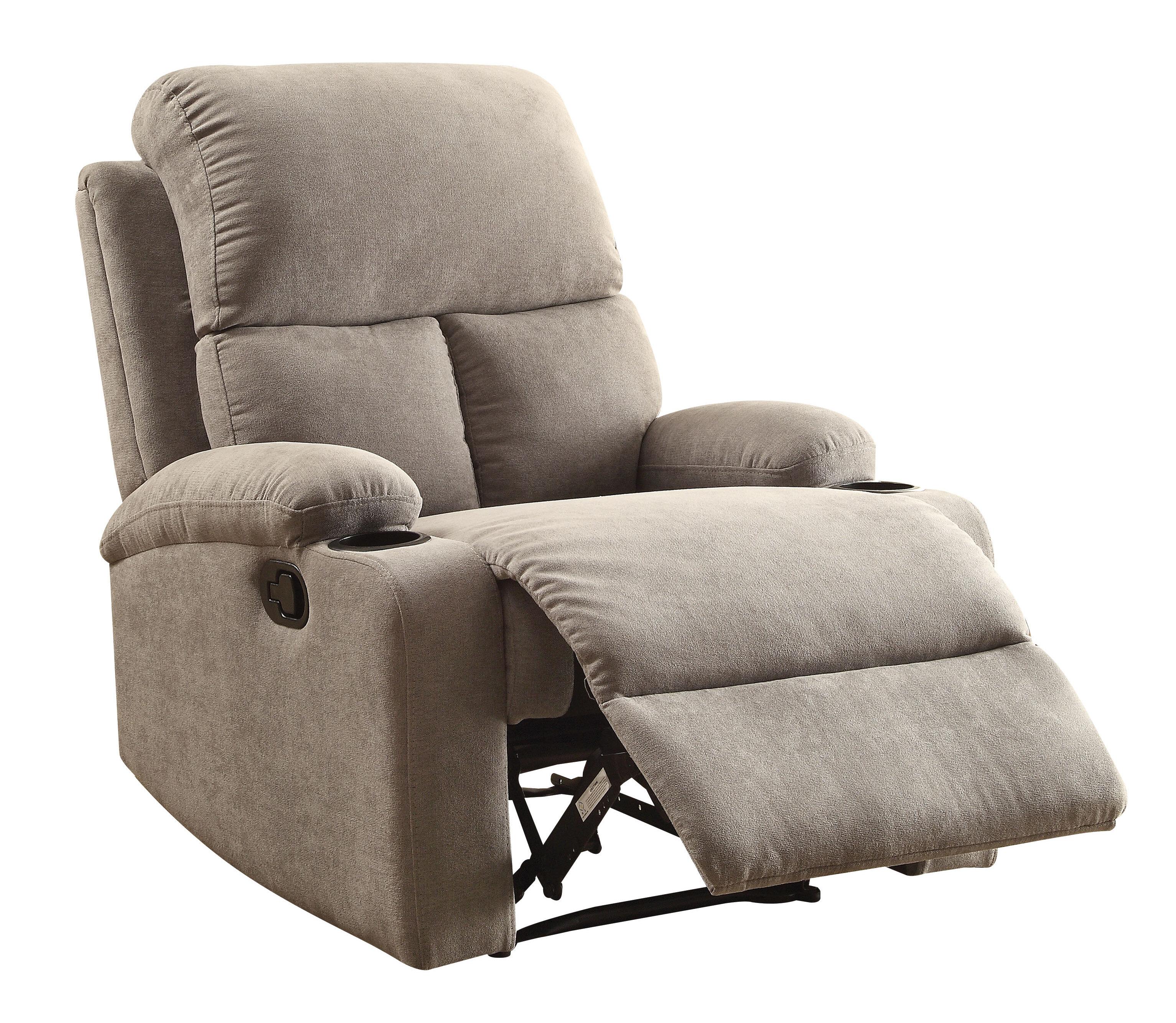 ACME Furniture Rosia Manual Recliner U0026 Reviews | Wayfair