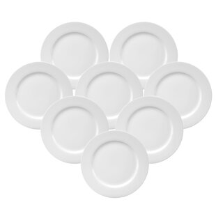 Chefu0027s Table Dinner Plate (Set of 8)  sc 1 st  Wayfair & Dinner Plates Youu0027ll Love | Wayfair