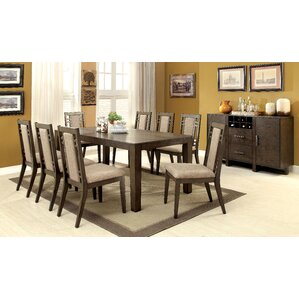 Jennings 9 Piece Dining Set by Darby Home..